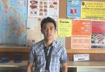 Phong van Teacher Hans